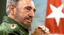 Jornada: Fidel entre nosotros