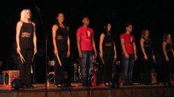 Habana Compás Dance en UCLV