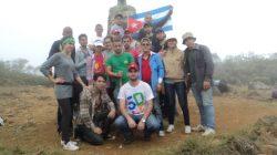 La UCLV desde el Pico Turquino