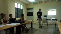 Intercambian especialistas en comunicación de las Universidades Central y de Cienfuegos
