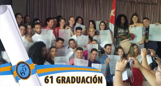 Acto de Graduación en la Facultad de Ciencias Económicas