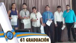 MFC realizó su Acto de Graduación