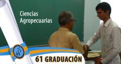 Efectuada Graduación en la Facultad de Ciencias Agropecuarias