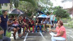 Desarrollado taller comunitario en el Consejo Popular Camacho Libertad