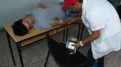 Donaciones de sangre en la Facultad de Ciencias Agropecuarias