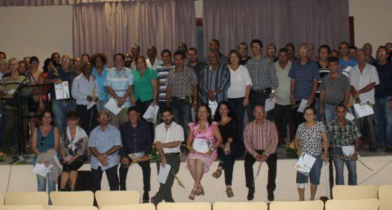 FIMI agasaja a sus trabajadores en este 65 Aniversario