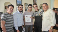 Reconoce UPEC de Villa Clara la labor del Grupo de Prensa estudiantil en los premios anuales de periodismo