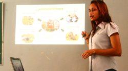 Preparativos para 9no Congreso de la FEU en la Facultad de Agropecuaria