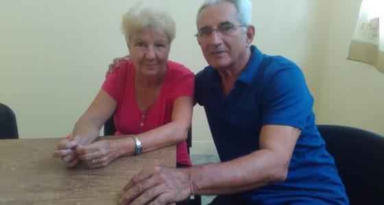 Maritza y Edildo: unidos por el amor y la Universidad