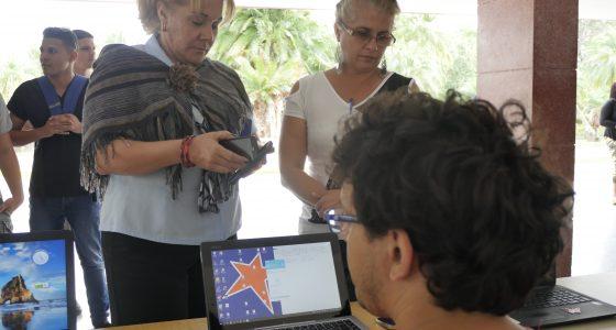 Un aporte XCuba desde la UCLV
