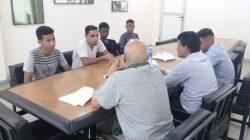Representantes de Embajada Árabe Saharaui en Cuba visitaron UCLV