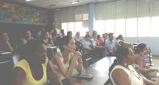 Asamblea resumen de la FEEM de la UCLV