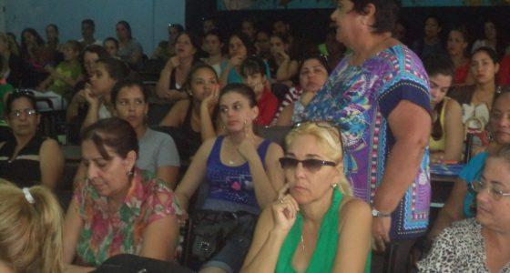 La Facultad de Educación Infantil celebró el Día de la familia