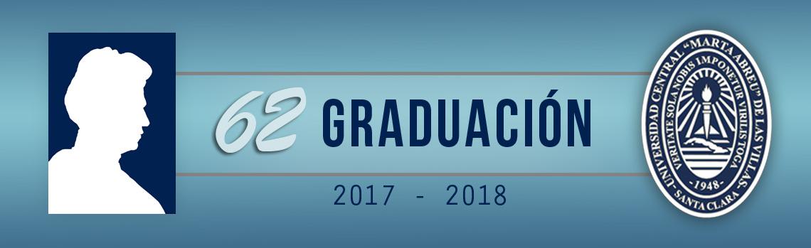 Slide Graduación 62 curso 2017-2018