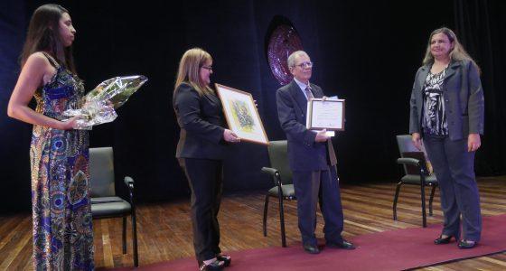 Entregada Categoría Docente Especial de Profesor Emérito al Dr. Juan Lorenzo Ginori