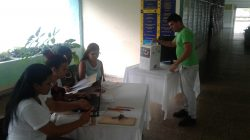 Elecciones estudiantiles en FCF