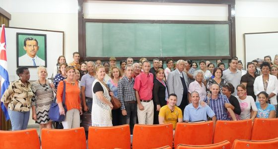 Comienzan las Asambleas de la Asociación de Pedagogos de Cuba en UCLV