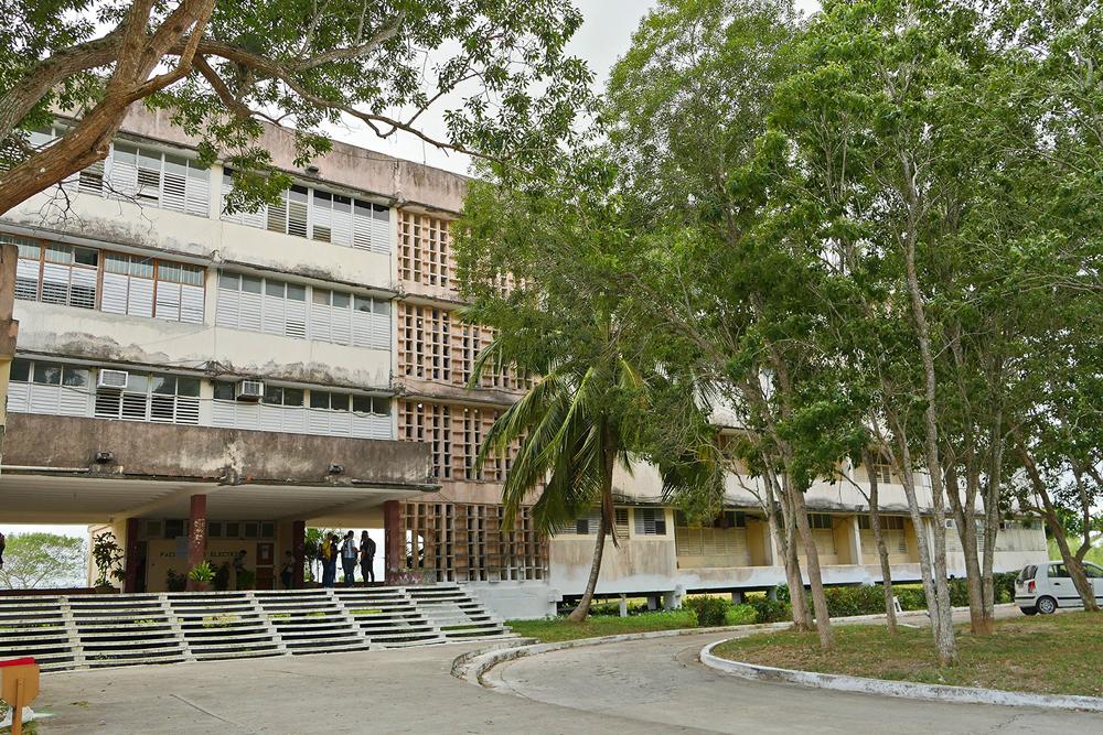 Facultad de Ingeniería Eléctrica
