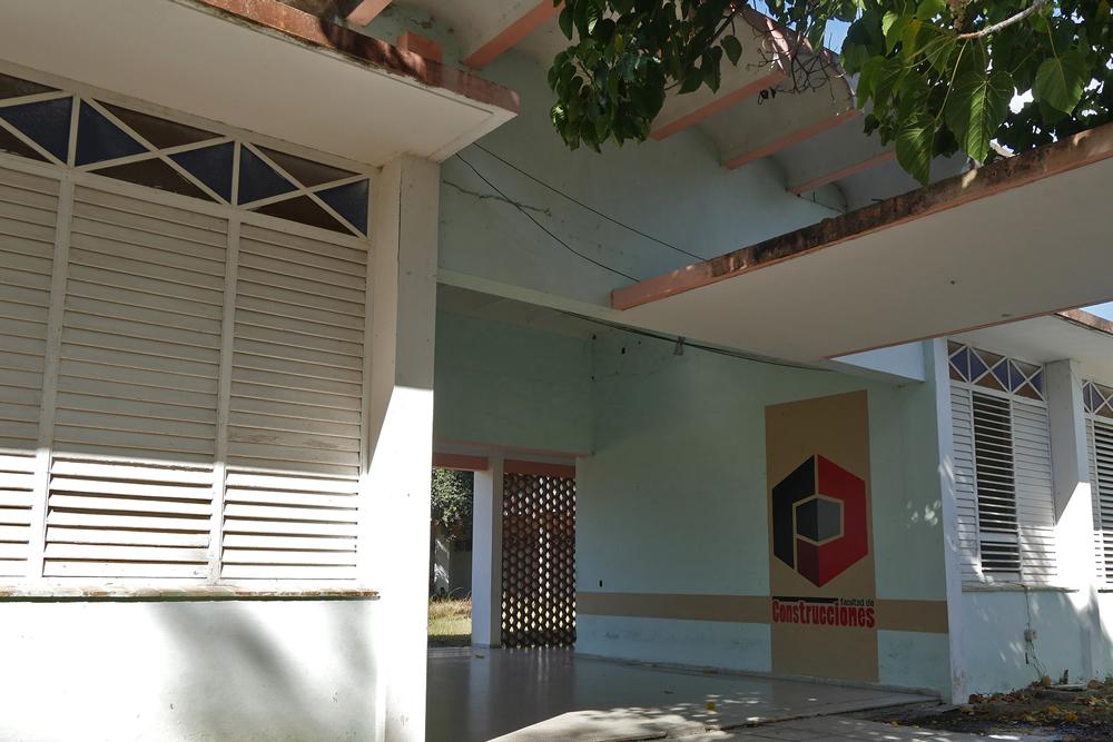 Facultad de Construcciones