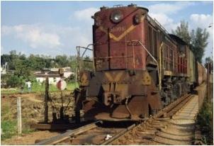 Salida del tren universitario a Camagüey y cierre de la beca