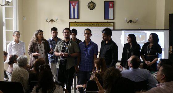 Presentada aplicación sobre el sistema político y electoral cubano