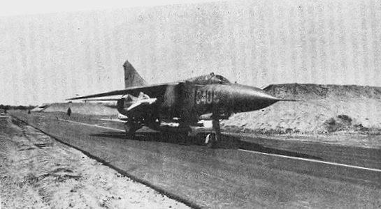 El combate aéreo más famoso de Cuito Cuanavale (I PARTE)