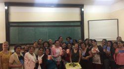 """Celebrado el """"Día de la Mujer"""" en la FCE"""