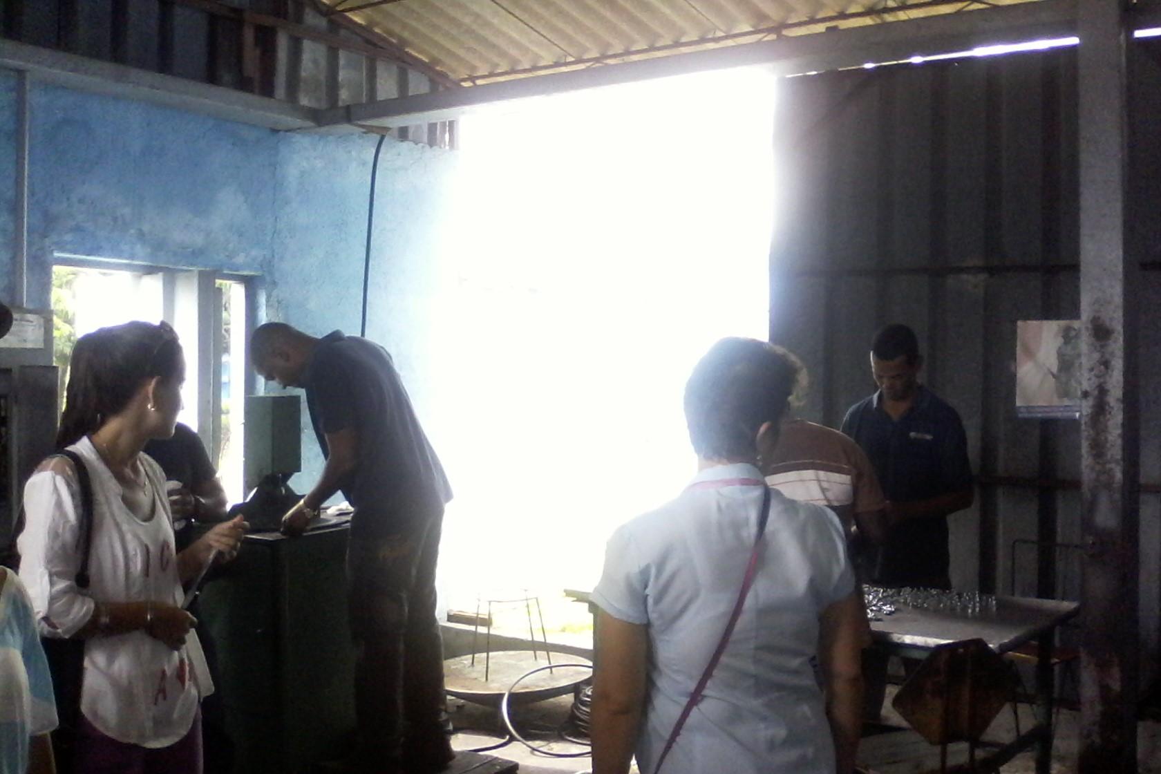 polo productivo del municipio Sagua la Grande