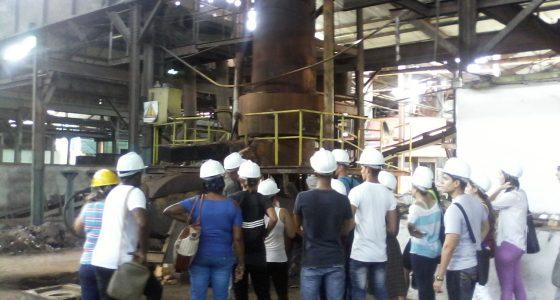Recorrido por el Polo Productivo del municipio Sagua la Grande
