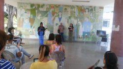 Inaugura Ciencias Sociales actividades por Jornada del Medio Ambiente 2017