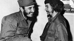 """Fidel Castro: """"¡Seremos todos como Maceo y el Che!"""