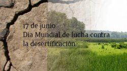 Actividades en la FCA por el día mundial de lucha contra la desertificación y la sequía