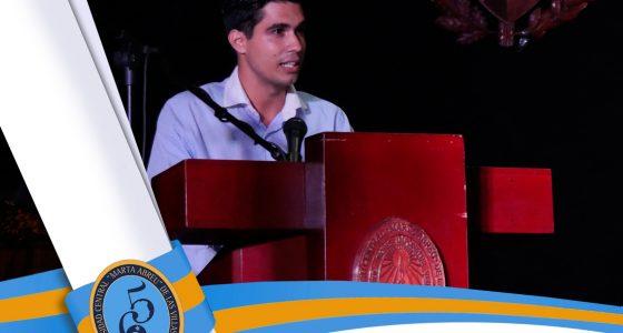 Efectuada Graduación 61 de la UCLV