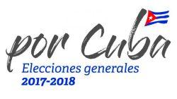 Cuba lista para jornada de elecciones