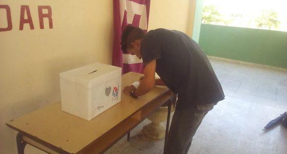 Desarrollará la FEU elecciones a nivel de Universidad
