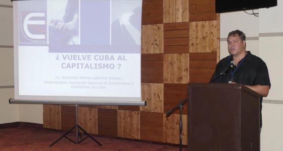 """Ramón Labañino: """"los cambios en Cuba son para mejorar nuestro Socialismo, no para desmontarlo"""""""