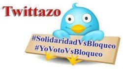 Tuitazo de condena al bloqueo contra Cuba