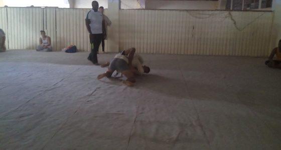 El judo, por masificar su práctica en la UCLV