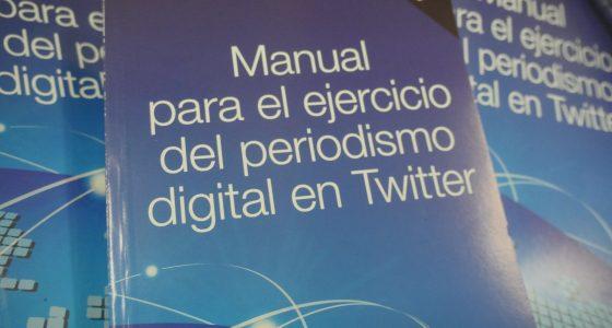 Presentado Manual para el ejercicio del periodismo digital en Twitter