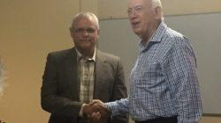 Recibe Premio Nacional Hábitat 2017 profesor de la UCLV