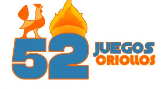 Clausuran hoy 52 edición de los Juegos Criollos