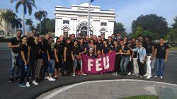 Santiago siente lo cubano de FEU UCLV