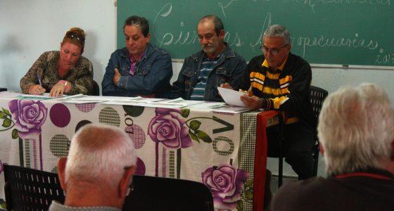 Asamblea de emulación  sindical  en la FCA