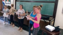 Reconocen a estudiantes de la UCLV por acciones de control interno
