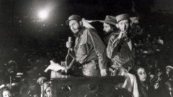 """Fidel el 8 de enero de 1959: """"… este un momento decisivo de nuestra historia"""""""