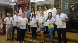Facultad de Química-Farmacia felicita a ganadores de Olimpiada Nacional de Farmacología