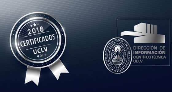 Nuevo Procedimiento para la certificación de publicaciones científicas en la UCLV