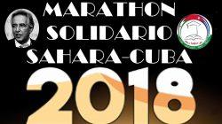 Actividades de solidaridad de estudiantes saharauis con Cuba