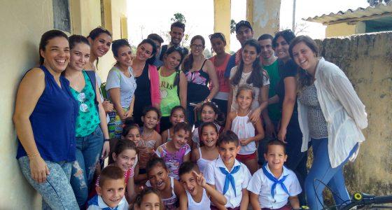 """Realizada actividad comunitaria en la escuela primaria """"Carlos Manuel de Céspedes"""""""