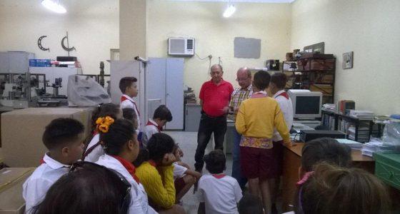 Apertura del Círculo de Interés de Ingeniería Mecánica en la FIMI
